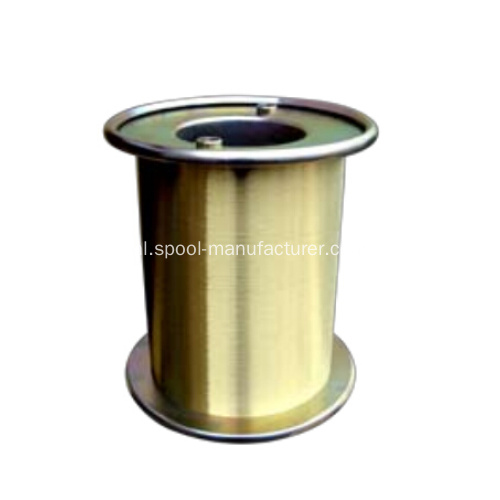 Saw Wire Punching Steel Spool