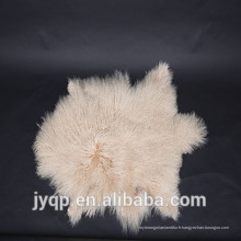 2018 Tapis de mouton de fourrure d'agneau mongol tibétain