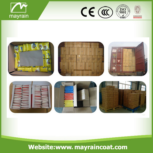High Quality PE Material Apron