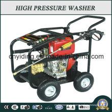 250bar Diesel Heavy Duty Профессиональная коммерческая машина для чистки под высоким давлением (HPW-CK186)