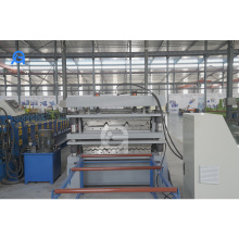 1000mm feeding width double layer roll forming tile making machinery for Bolivia market