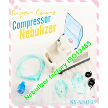 Cheap Compressor nebulizer manufacturer with ISO13485 CE