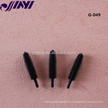 G-049 оптовые ресницы кисти силиконовые тушь кисть головы