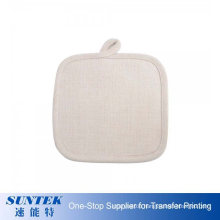 Sublimation Blank Kitchen Accessories Linen Pot Holders