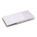 Cartes RFID sans contact vierges personnalisées en PVC Smart IC