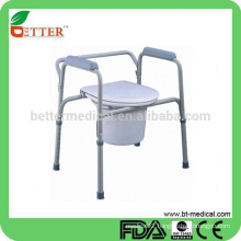 Cheap steel Commode Chair