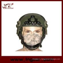Тактические Ibh шлем с Nvg горе & стороны железнодорожных действий версии шлем