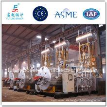 Calentador de aceite industrial de fluido térmico
