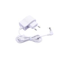 Manufactory CE ROHS 12v dc power adapter white with EU plug