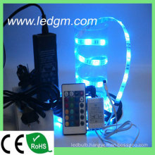 Taiwan Epistar 7.2W/M 5050 RGB Flexible Strip Light