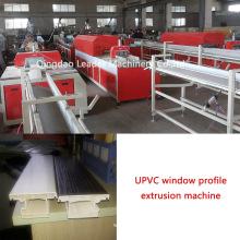 Máquina da extrusão do perfil da janela e da porta do PVC UPVC de Sjsz
