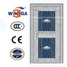 Hohe Qualität Sunproof mit Glas-Edelstahl-Sicherheitstür (W-GH-14)