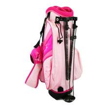 2020 novo golfe saco de suporte de golfe para crianças do sexo feminino