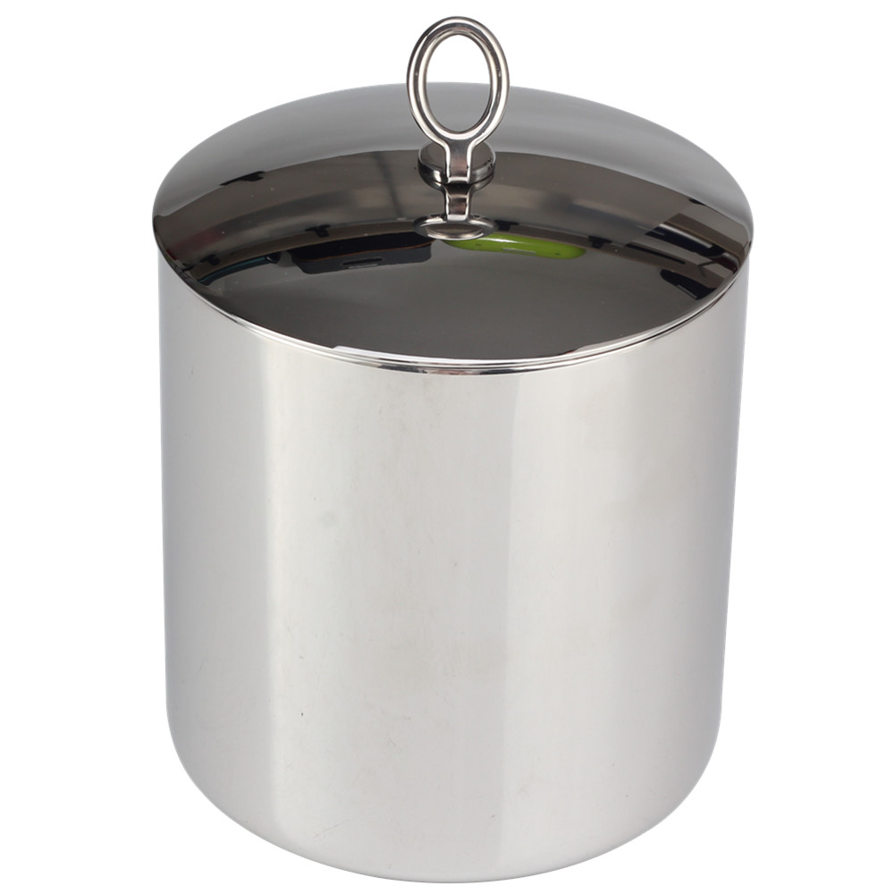 Home Stainless Steel Ice Bucket