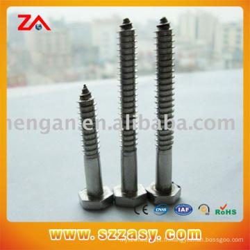 Vis en acier inoxydable M6 DIN7981