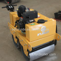 China Supply Diesel Engine Double Drum Roller Compactador Vibratorio Mano Rodillo Compactadores (FYL-S600C)