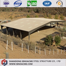 Steel Structure Building / Shed for Ranch