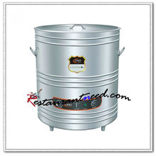 K662 Interlayer Insulation Direct-heated Electric Kitchen Soup Kettle