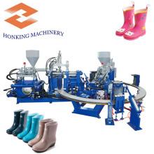 Machine à bottes de pluie bicolore