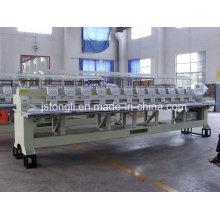 Многоголовочная вышивальная машина