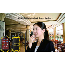 Walkie Talkie Handset robusto anti-shock