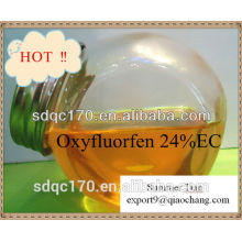 Сельскохозяйственные Oxyfluorfen Гербицид 96% TC 240g / lEC CAS: 42874-03-3