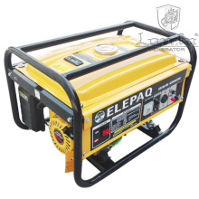 2.8kw Home Use Portable Elepaq Gasoline Generator for Sale