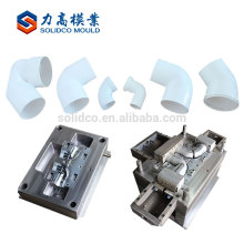 high quality plastic pipe fitting moulding