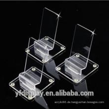 Acryl Handy Display Halter