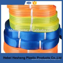 Safety factor lifting webbing PP sling