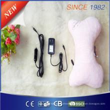 Cute aquecimento massagem travesseiro / aquecimento elétrico travesseiro