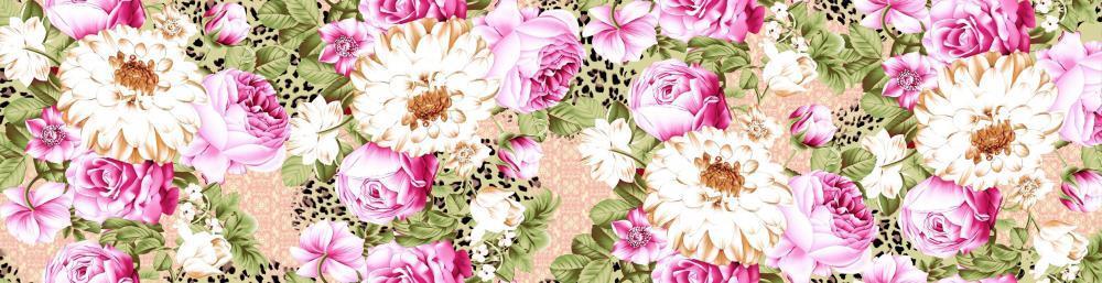 Reactive Cotton Fashion Fabric