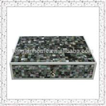 Красивая ручная коробка для хранения MOP для роскошного отеля