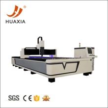 Máquina de corte láser de fibra CNC con generador láser