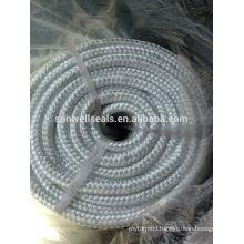 Glass Fiber Braided Rope/Braided Fiberglass Rope