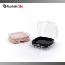 Compact powder case with double-layer