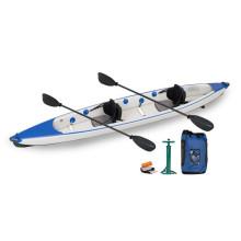 Aufblasbaren Sit-on-Top Kajak Blue Ocean Kayak