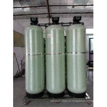 Amaciador de água automático para o sistema de tratamento de água RO