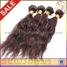 Perfekte Erweiterung indische Tempel Virgn Haar-Produkt