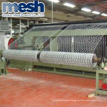 16 gauge galvanized hexagonal wire mesh