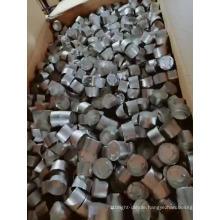 china supplier Aluminum Tea light candle holder straight edge wholesale
