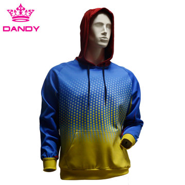 Goedkope dye sublimation hoodies