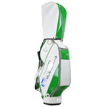 Diseño de cliente Pu Travel Golf Bag