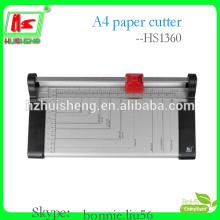Büro A4 Handschneider zum Schneiden von Papier, Kreis Papierschneider