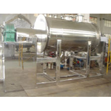2017 ZPG series vacuum harrow drier, SS vacuum harrow dryer, powder condensate system design