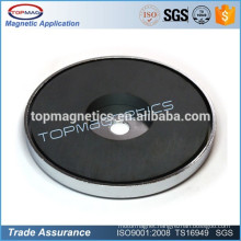rubber coating NdFeB holding magnets