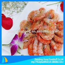 Preço do mercado internacional de camarão seco congelado