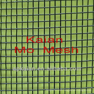 molybdenum wire woven mesh