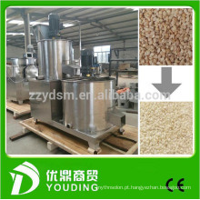 New sesame peel separating machine