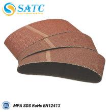Cinto abrasivo de alta precisão com preço competitivo para madeira dura